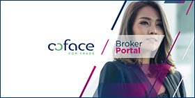 Coface launches its Broker Portal, a digital tool for its brokers