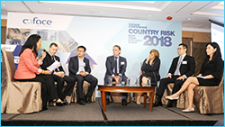 Panel Discussion : How are companies navigating credit risks and supply chain disruptions